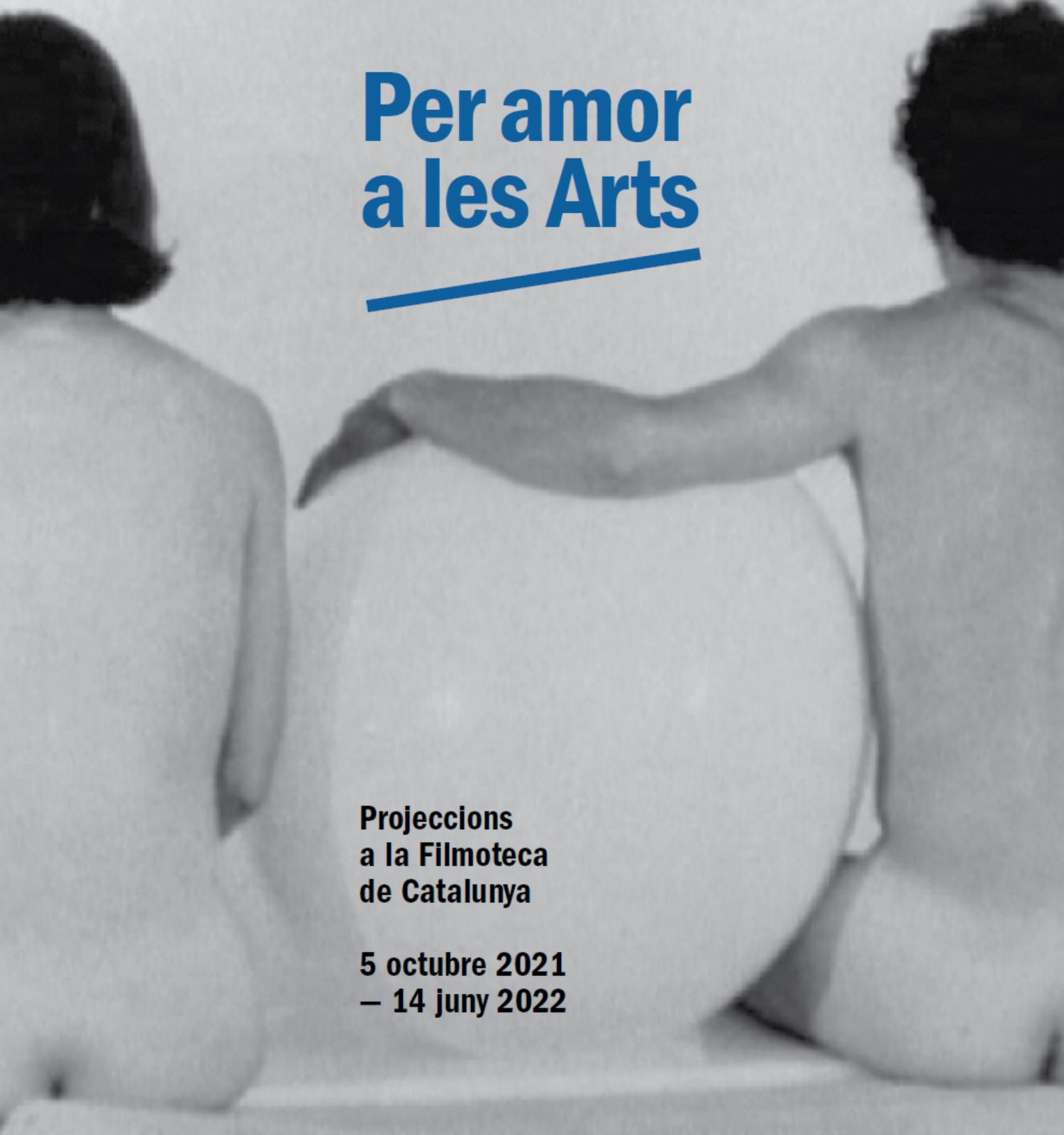 Cicle Per amor a les arts 2021-2022