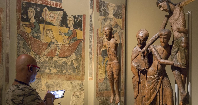 audioguia del museu