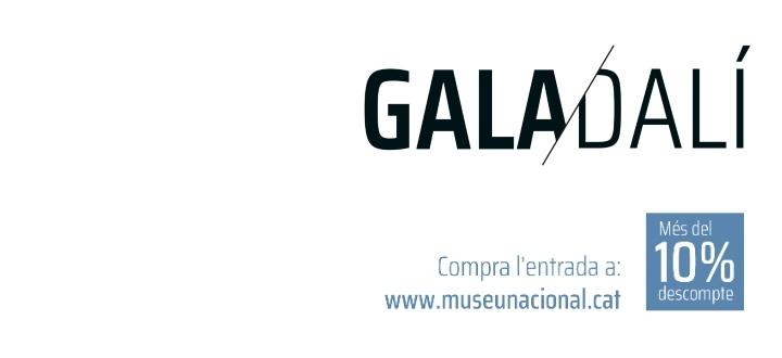 Ja pots comprar l'entrada de Gala Dalí al web i gaudir de més d'un 10% de descompte!