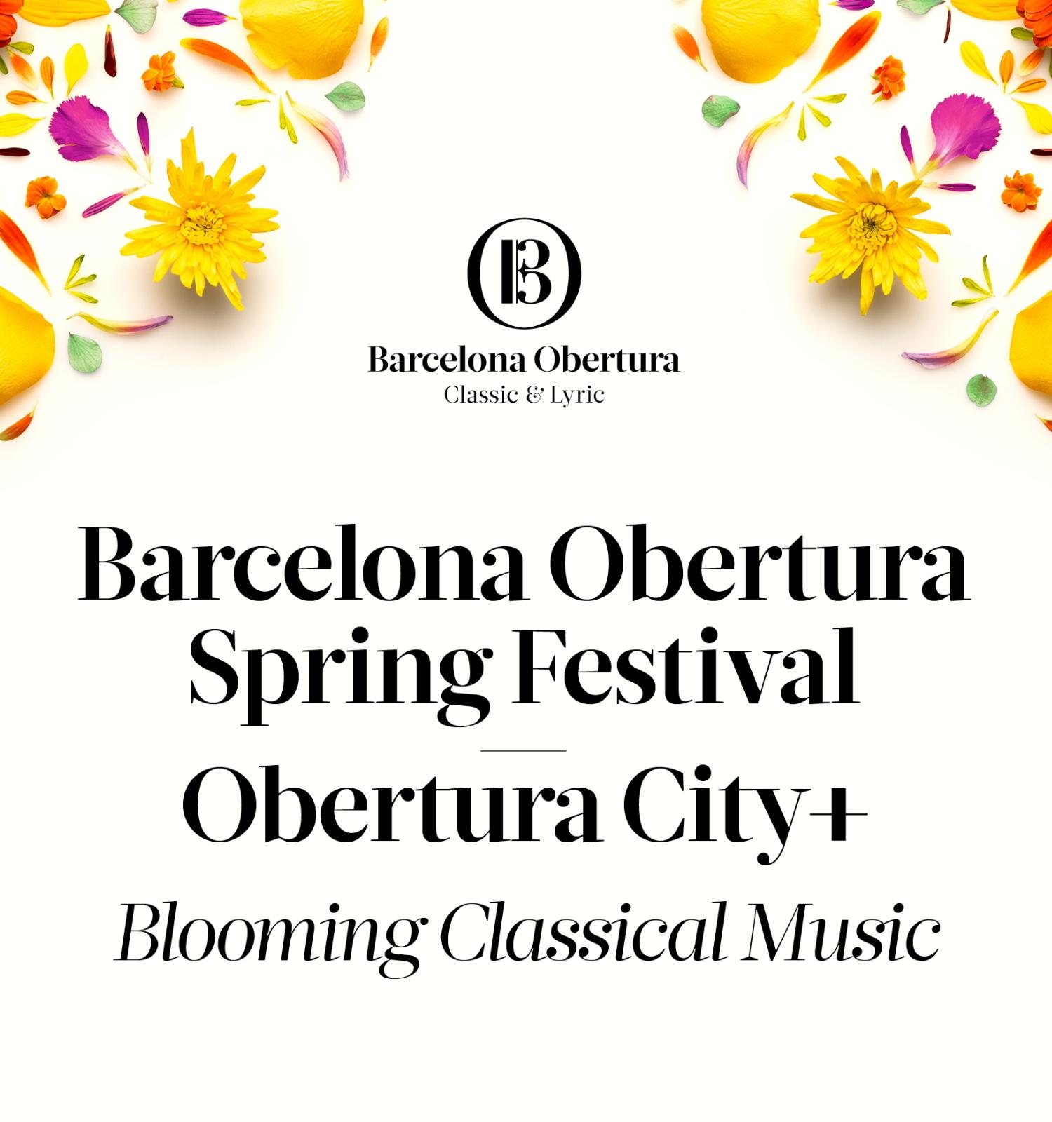 Barcelona Obertura Spring Festival