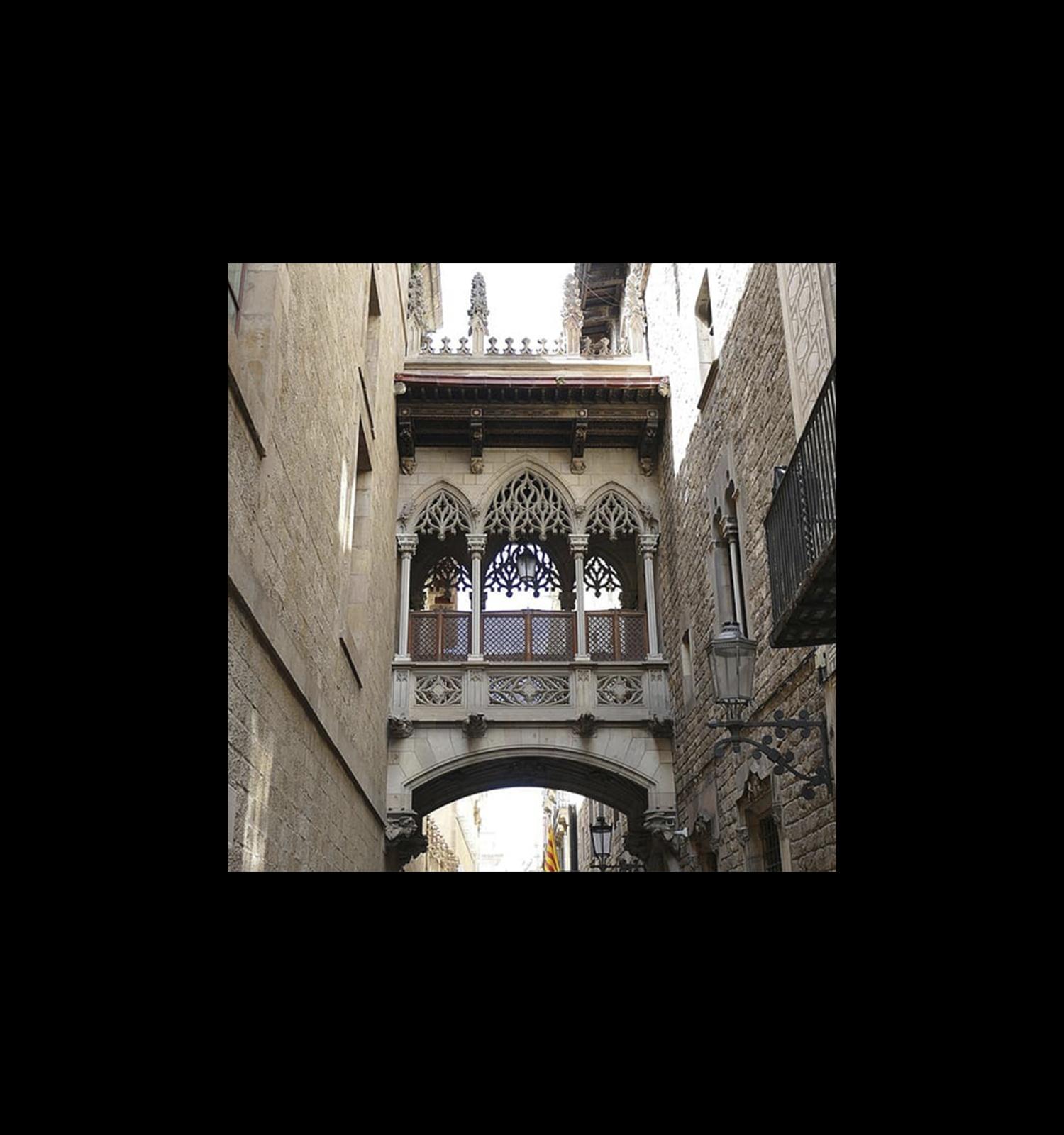 El barri gòtic: reconstrucció o invenció?