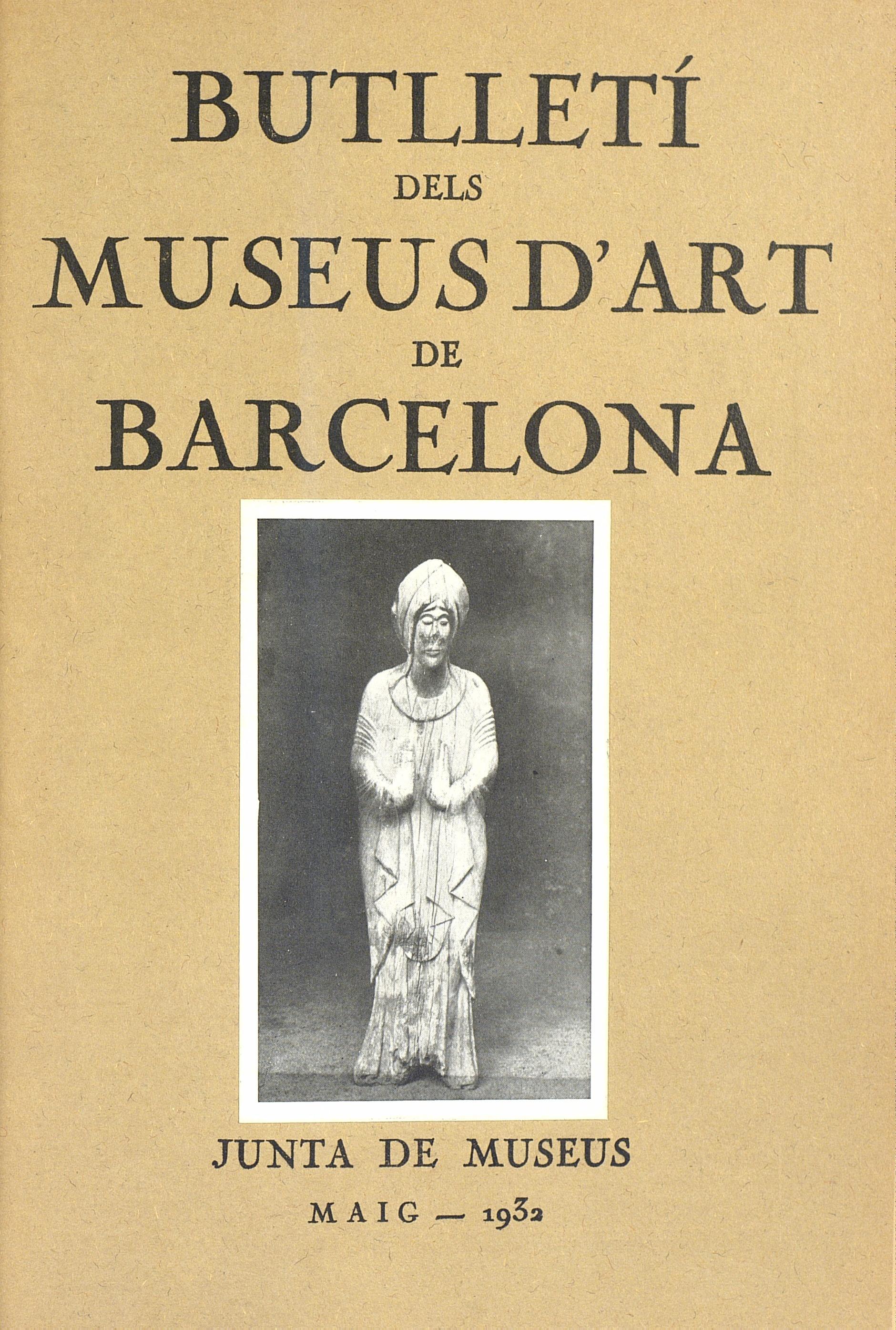 Vol. 2, núm. 12 (maig 1932)