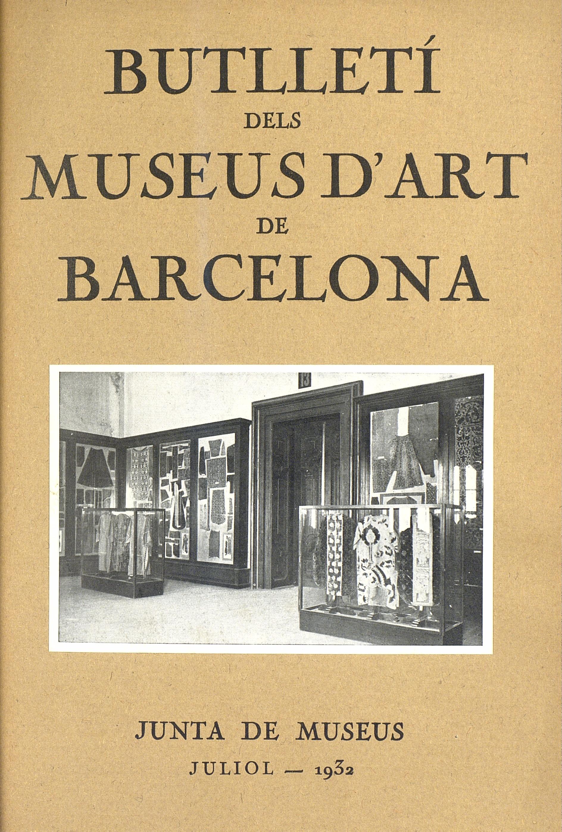 Vol. 2, núm. 14 (juliol 1932)