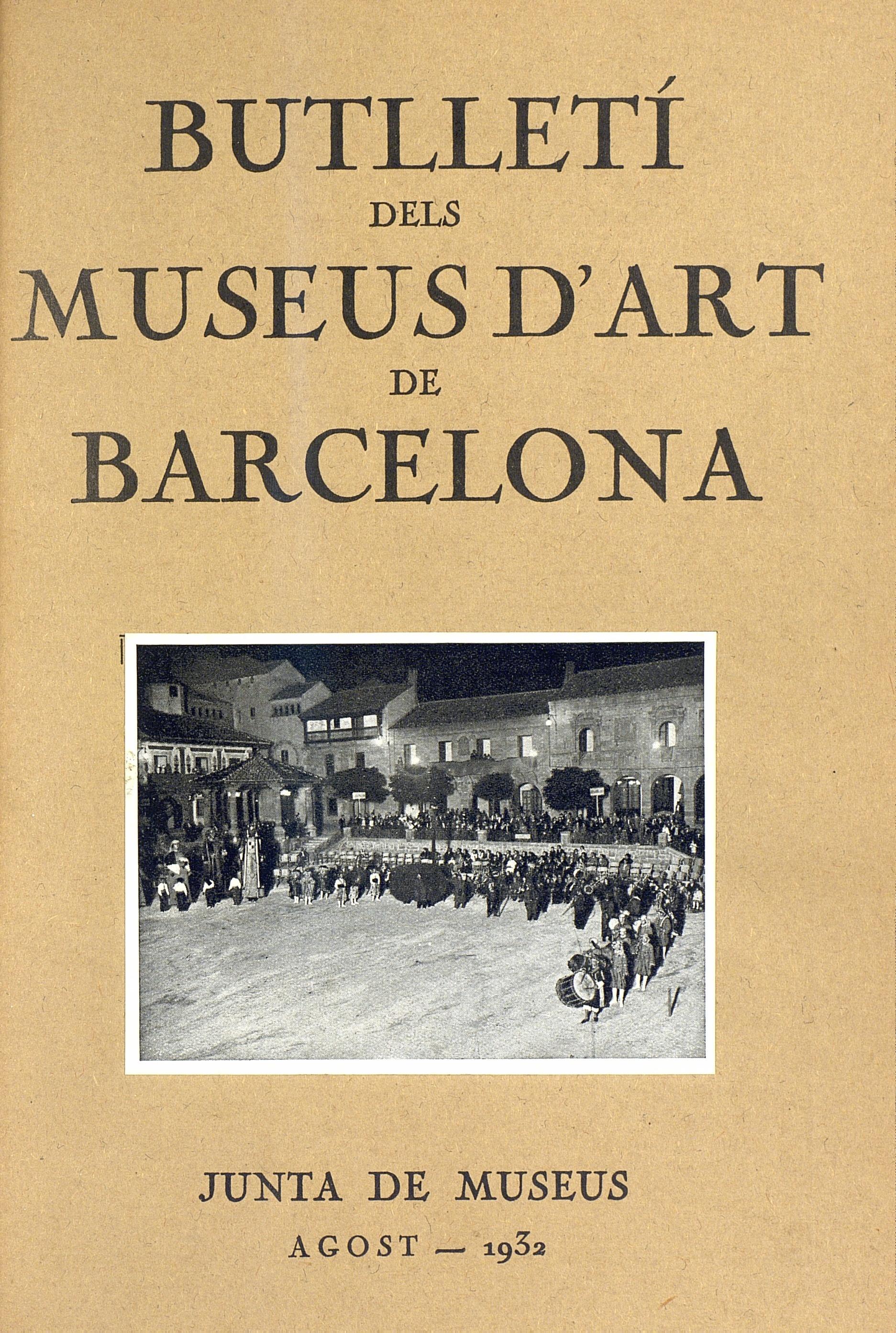 Vol. 2, núm. 15 (agost 1932)