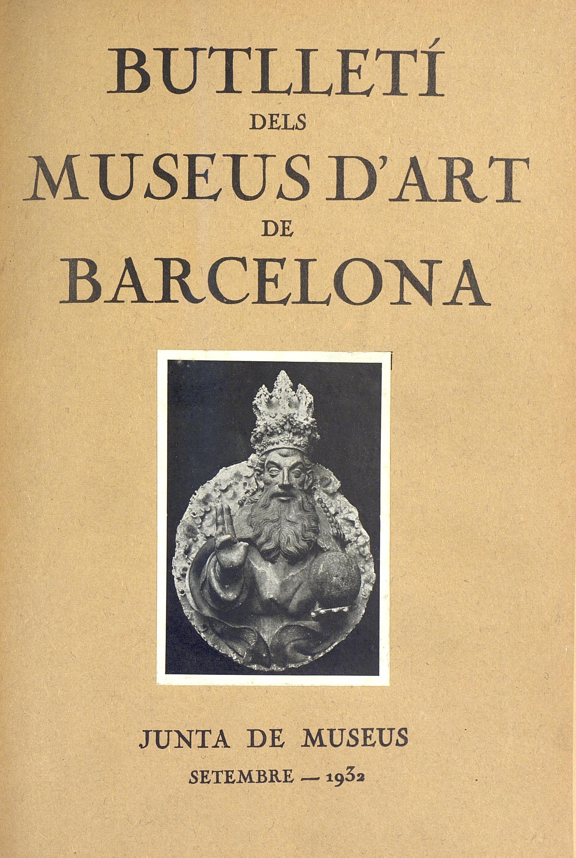 Vol. 2, núm. 16 (setembre 1932)