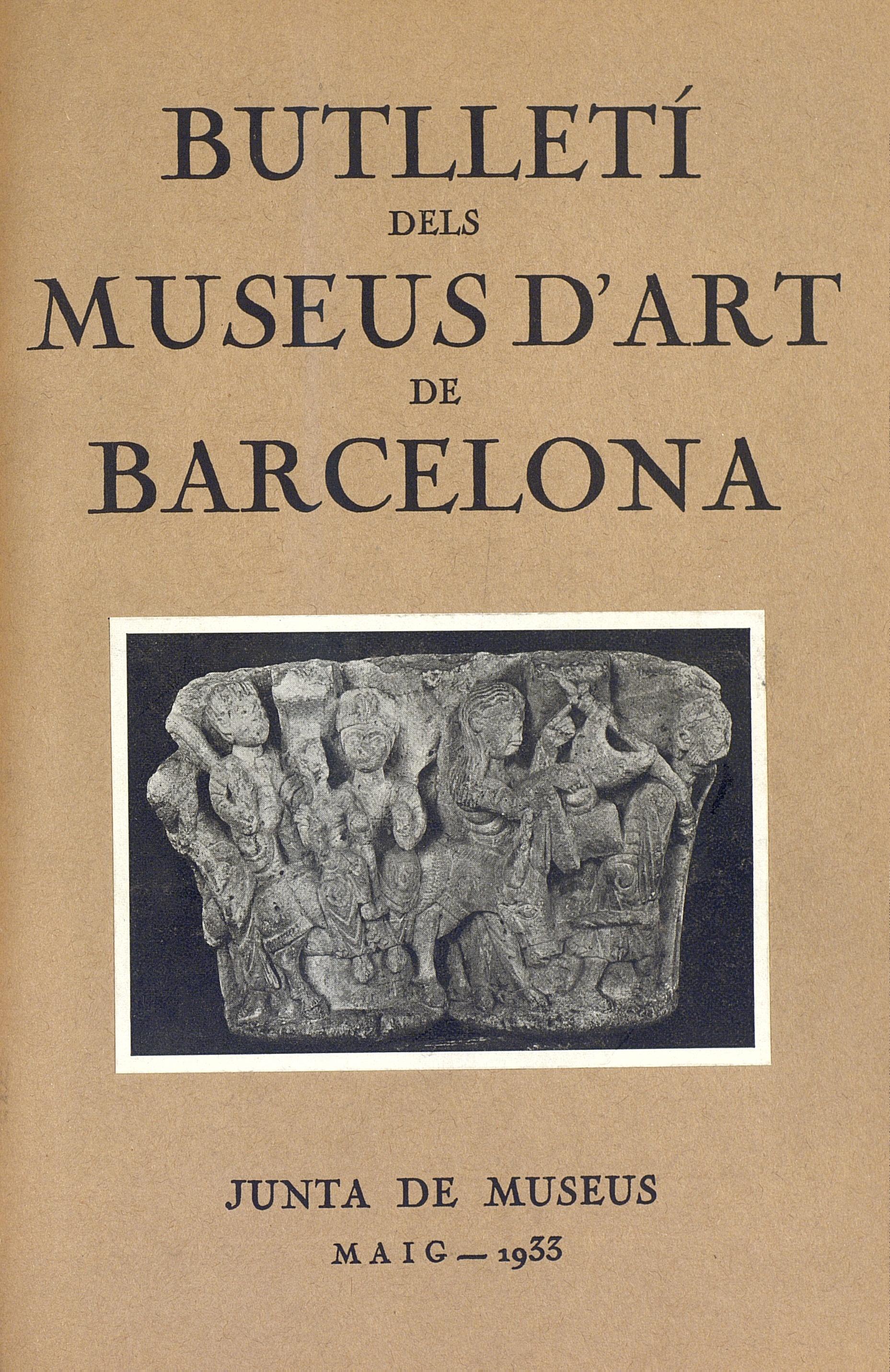 Vol. 3, núm. 24 (maig 1933)