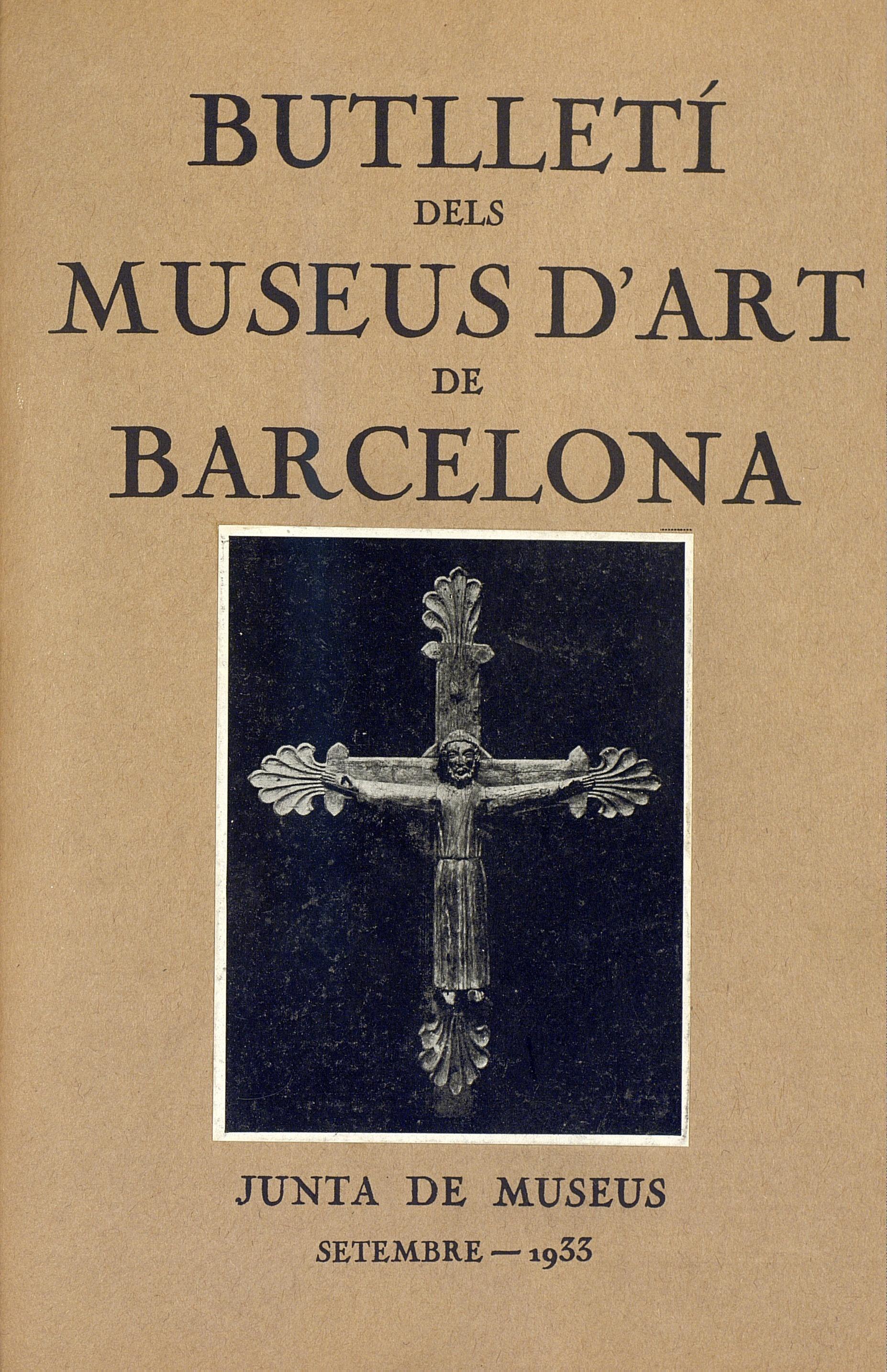 Vol. 3, núm. 28 (setembre 1933)