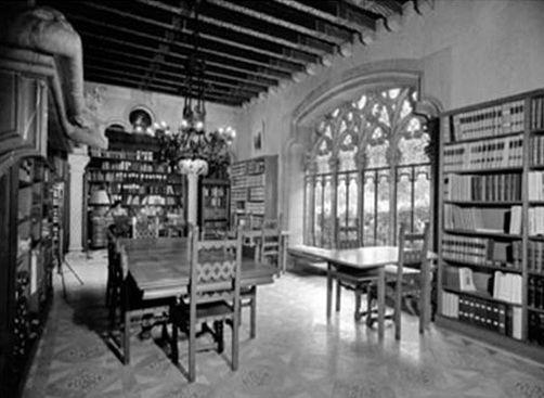 Interior Casa Amatller