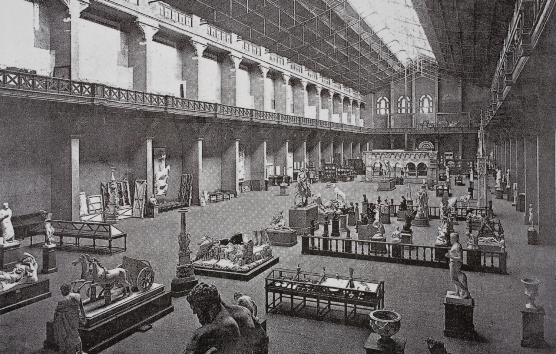 1891 Museu de Reproduccions Artístiques