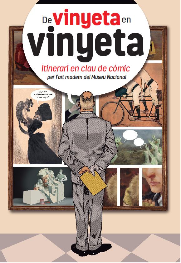 Itinerari Virtual: De vinyeta en vinyeta