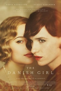 Cartel de la película The Danish Girl