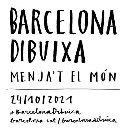 Barcelona Dibuixa 2021 | taller de dibuix