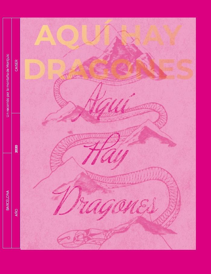 """Fancín """"Aquí hay dragones"""" - Art Jove 2019"""