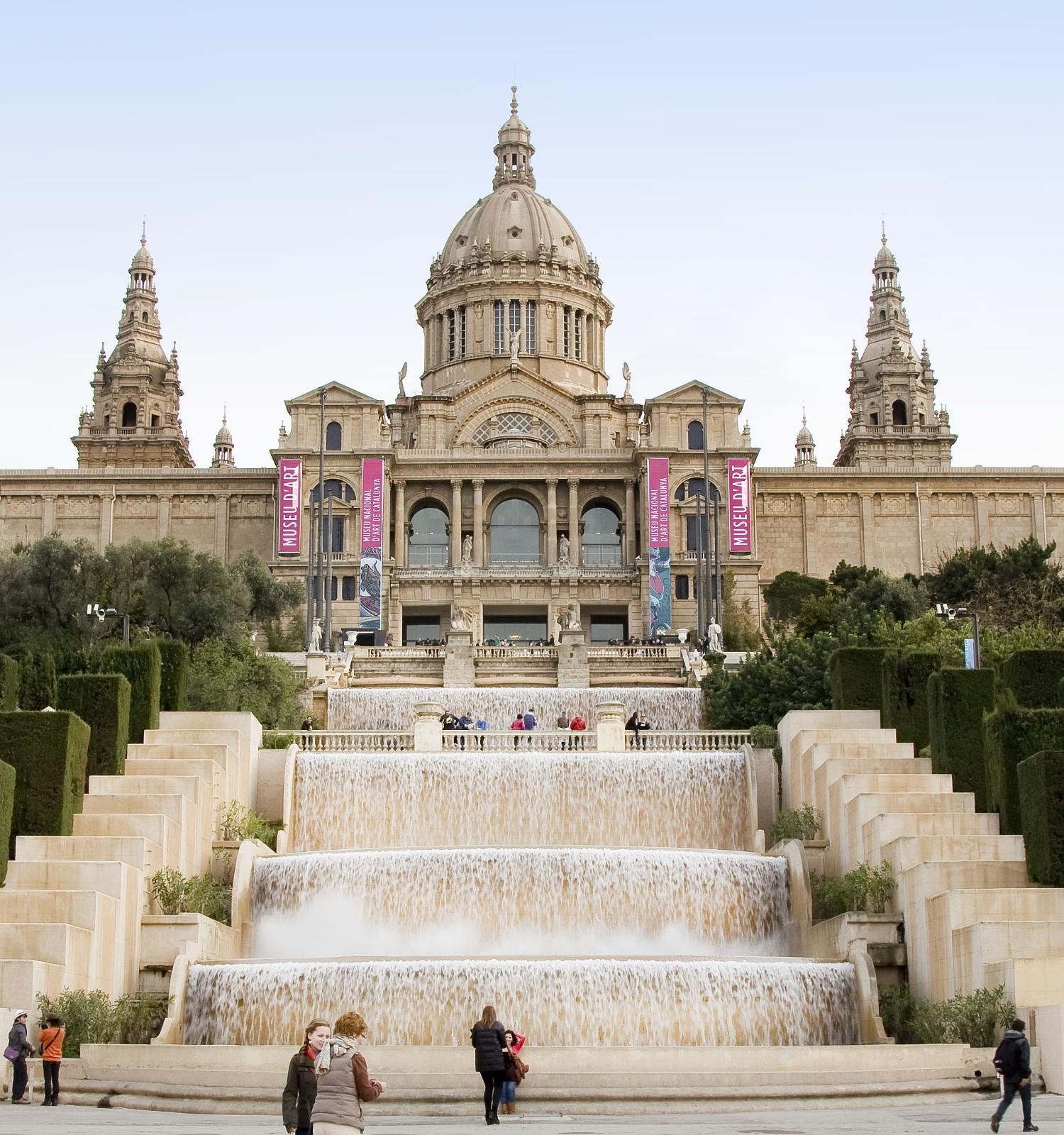 Primer pas per a l'ampliació del museu al pavelló Victòria Eugènia