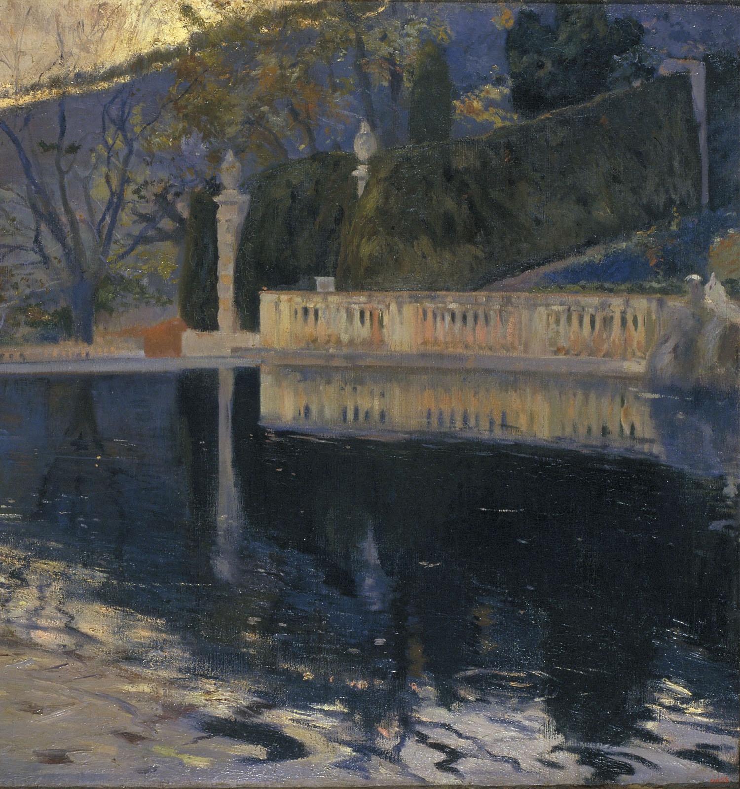 El laberint. Joaquim Mir