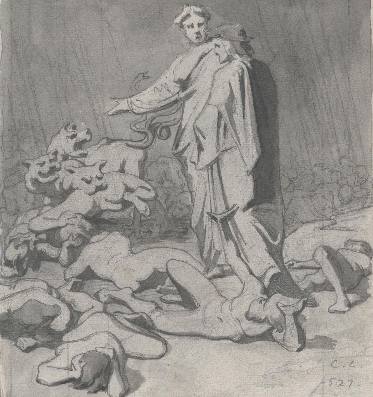 Entre l'infern i el paradís, passant pel purgatori