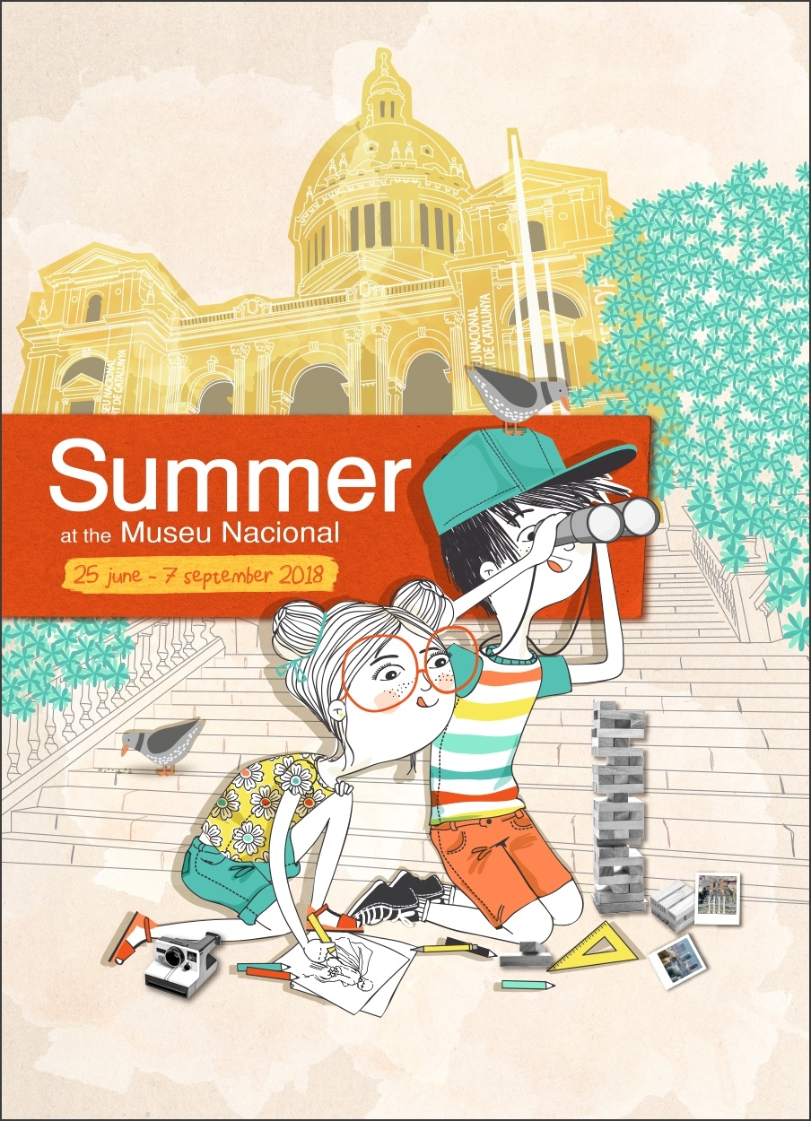 Summer at the Museu Nacional - 2018