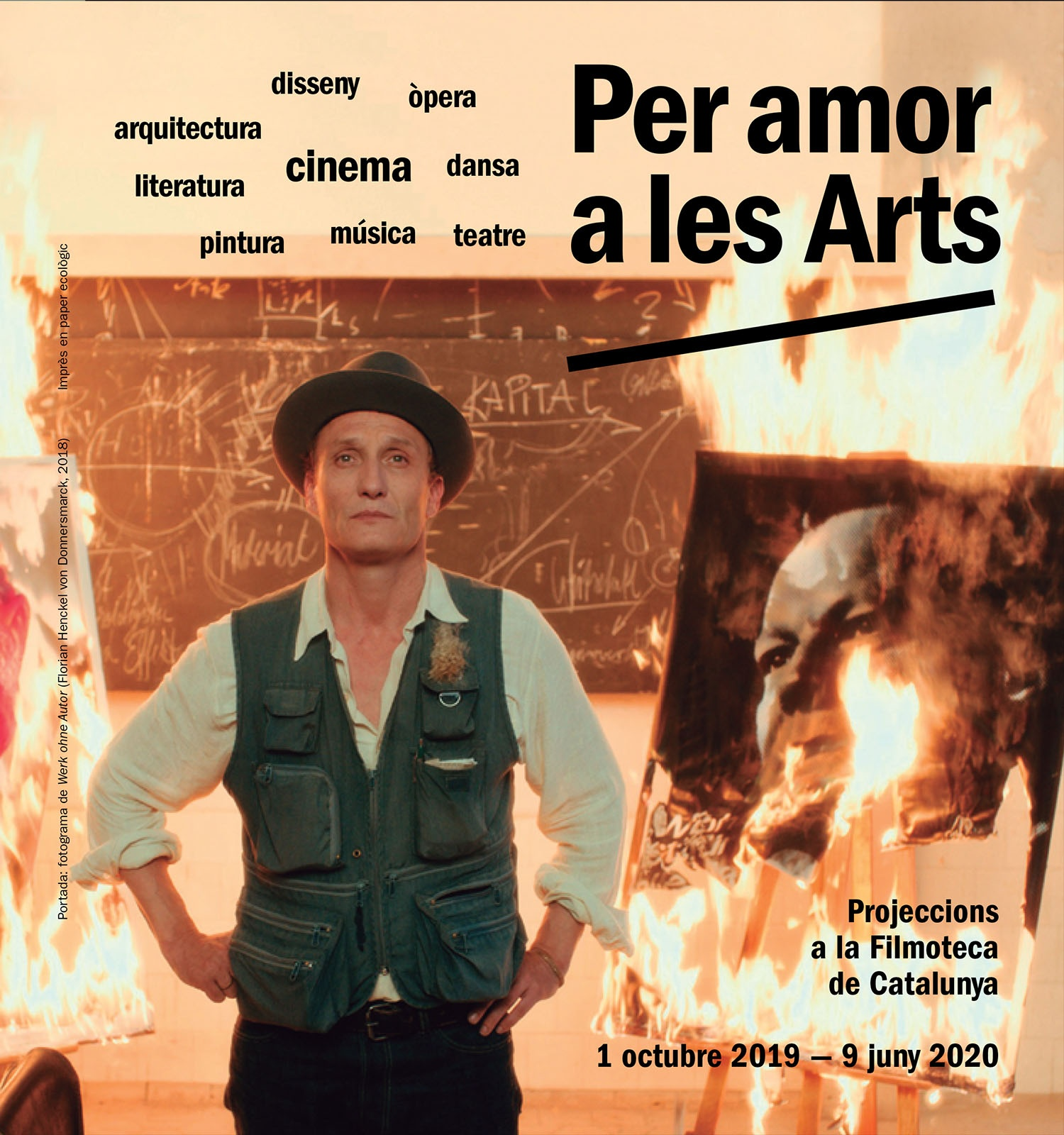 Cicle Per amor a les Arts 2019-2020