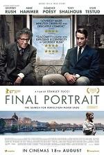 Cartell de la pel·lícula Final Portrait