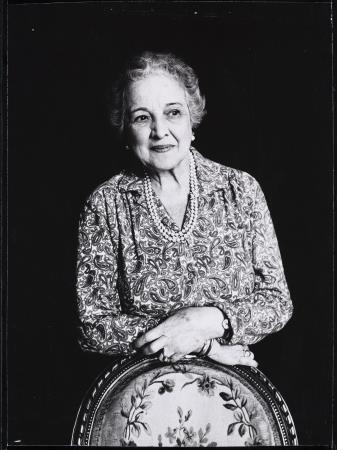 Glòria Salas - Retrato de una dama - 1971