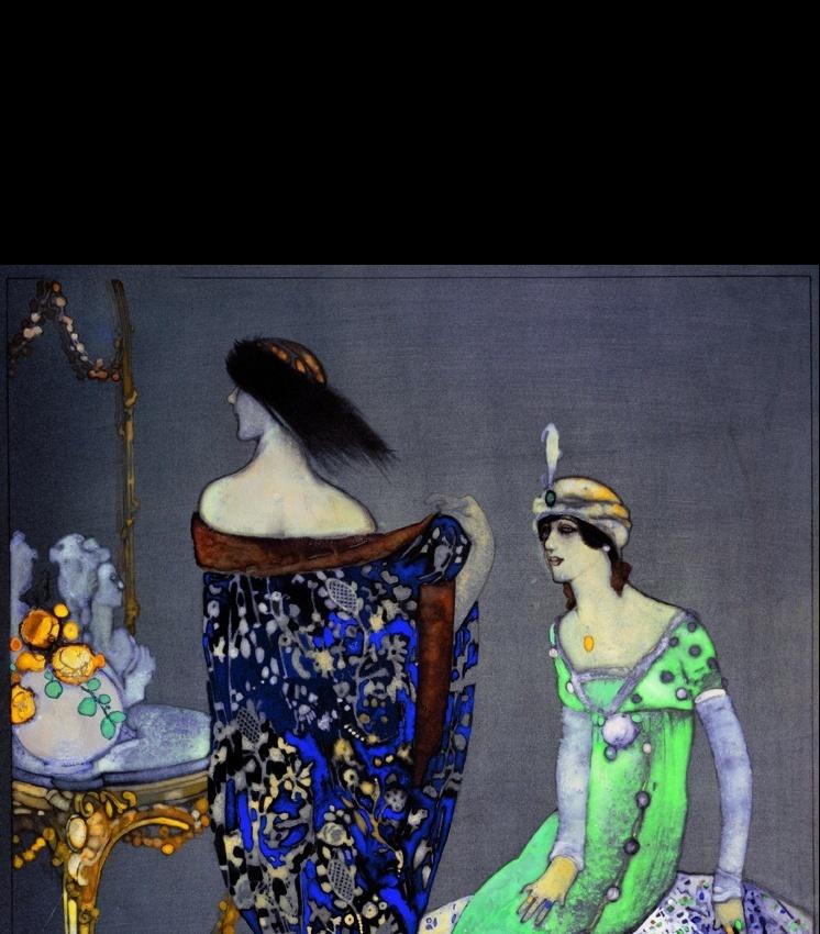 Xavier Gosé, 1876-1915. II·lustrador de la modernitat
