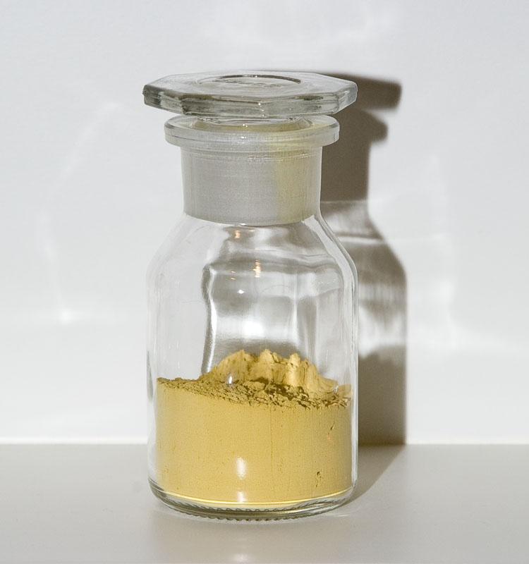 Amarillo de cromato de bario