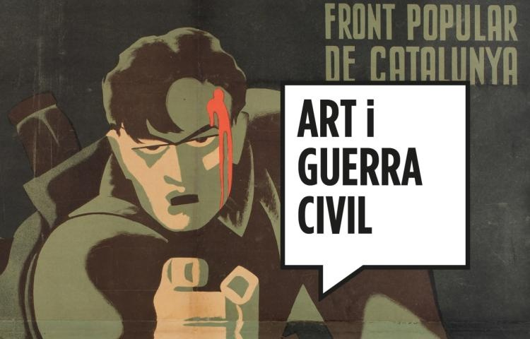 Art i Guerra Civil