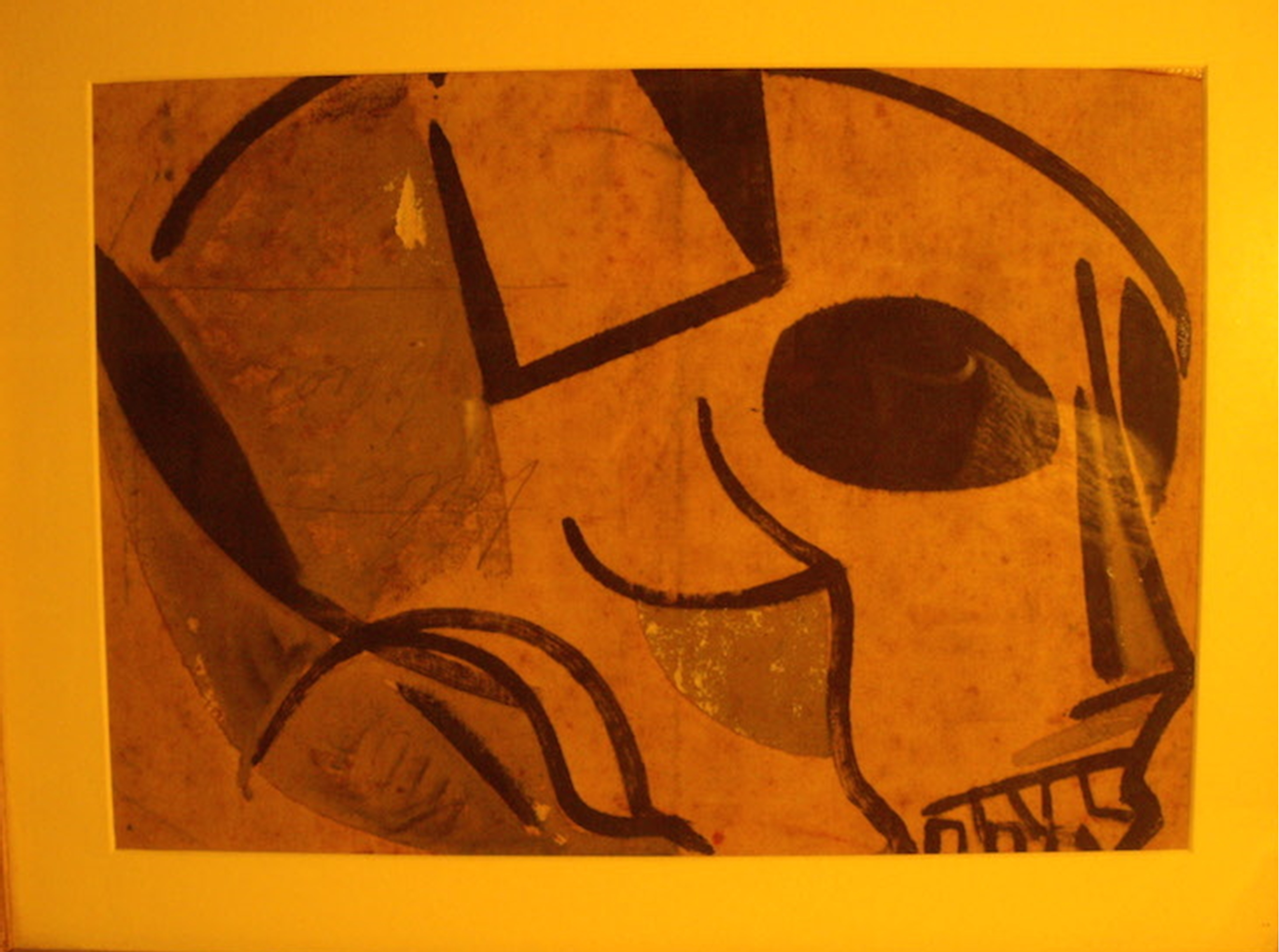Crani, Josep Guinovart, 1953