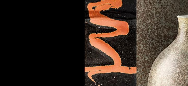 Els colors del foc. Hamada - Artigas | exposició