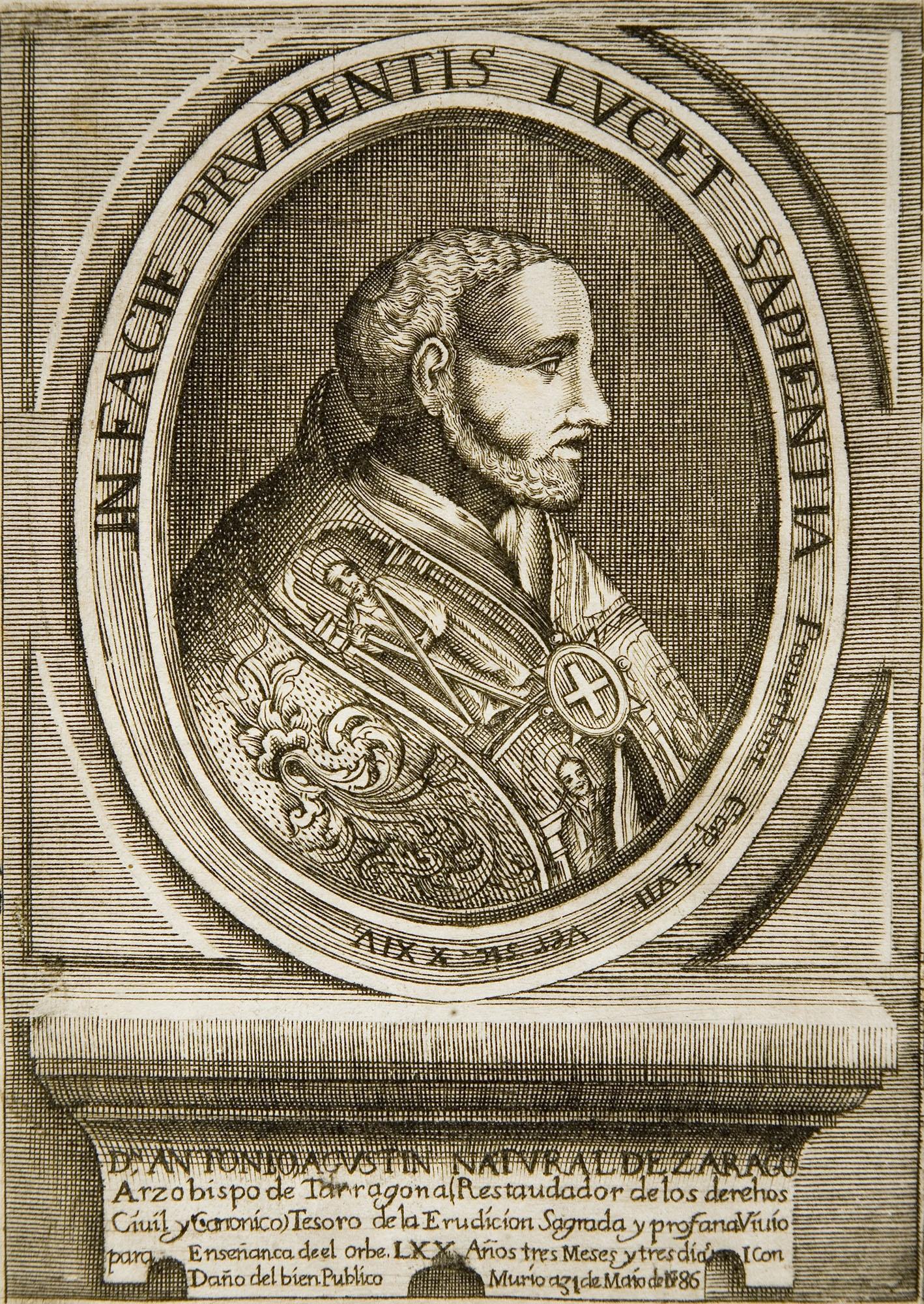 Antonio Agustín (1517-1586)
