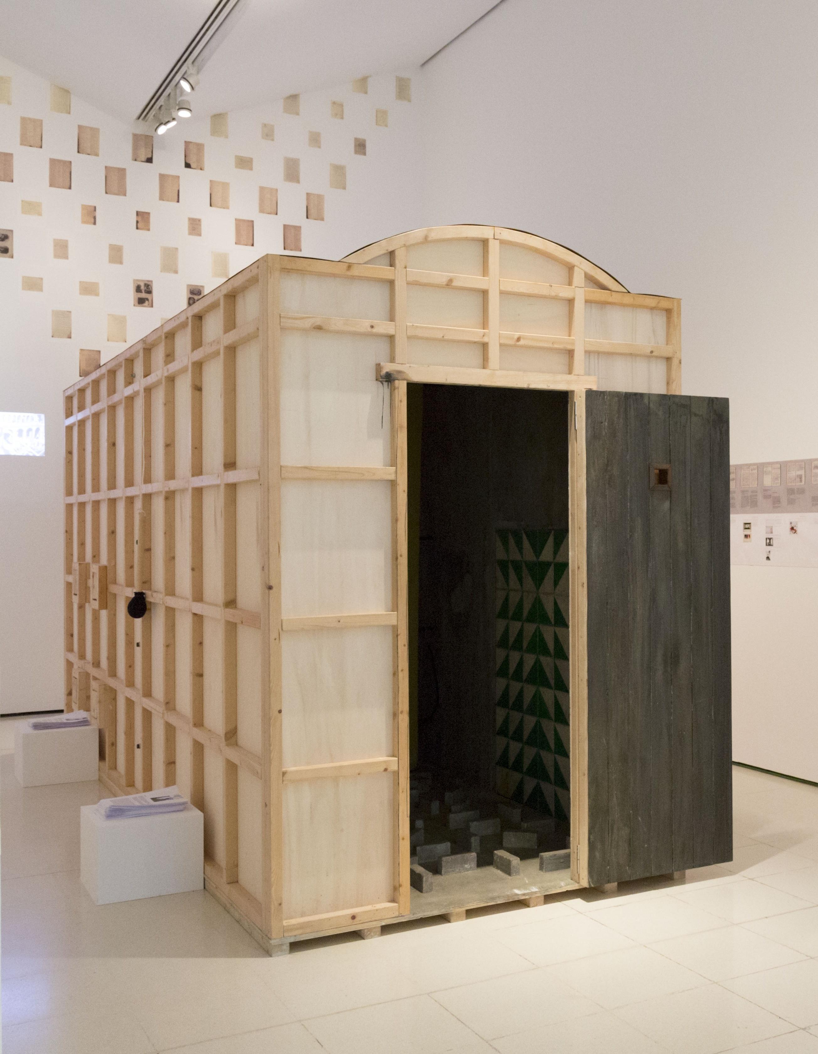 Habitación. L'Archivo F.X., les Chekas psicotècniques de Laurencic i la funció de l'art