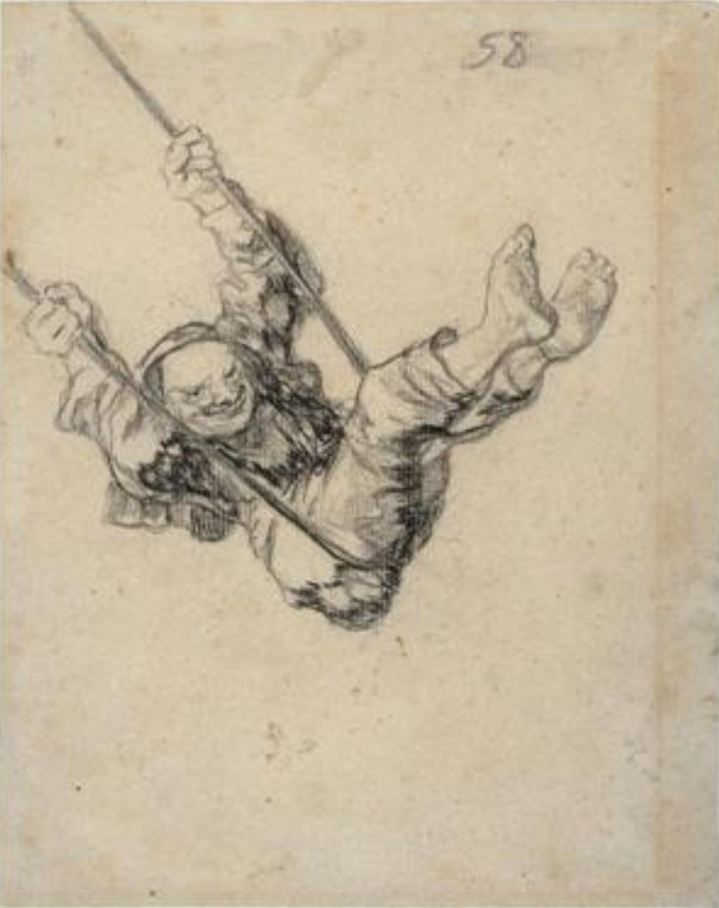 Dibuixos espanyols a la Hispanic Society of America. Del Segle d'Or a Goya
