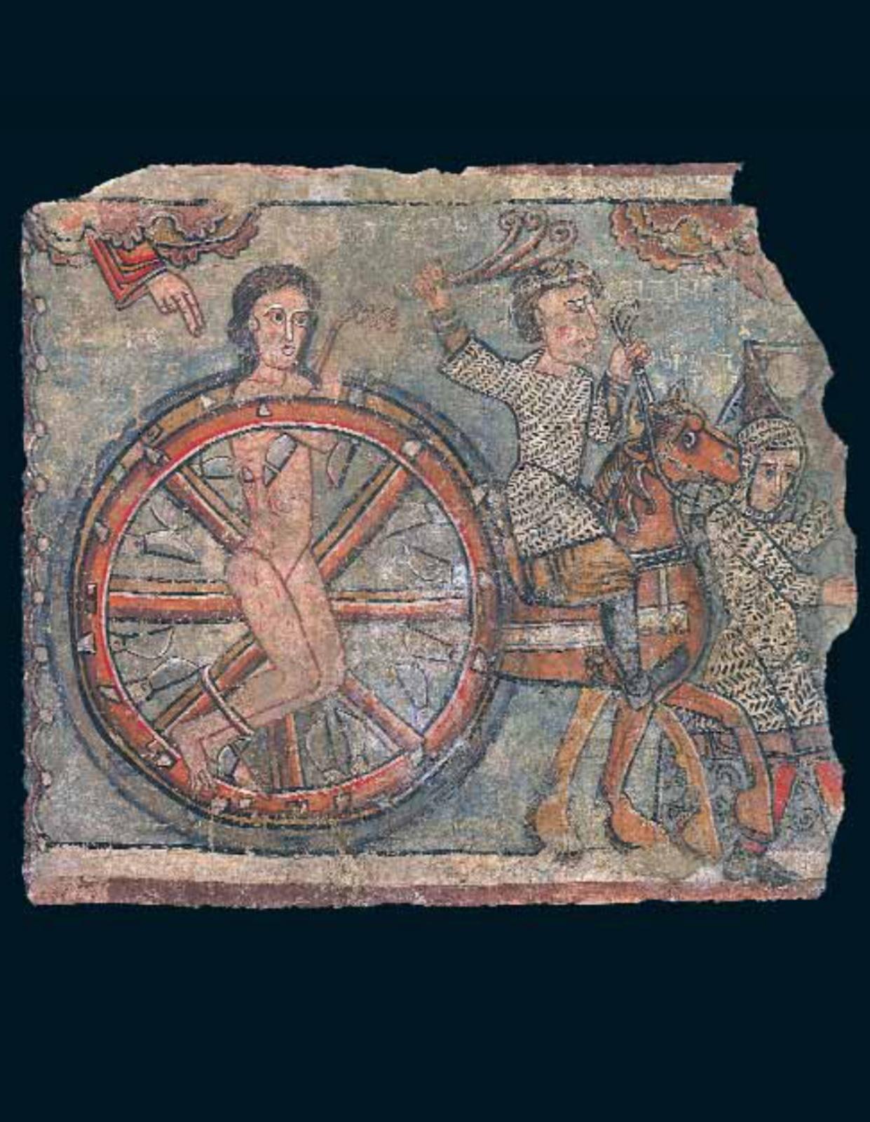 La princesa sàvia. Les pintures de Santa Caterina de la Seu d'Urgell