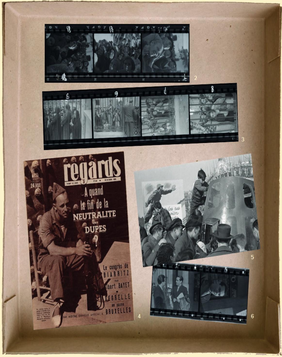 La maleta mexicana. El redescobriment dels negatius de la Guerra Civil espanyola de Capa, 'Chim' i Taro