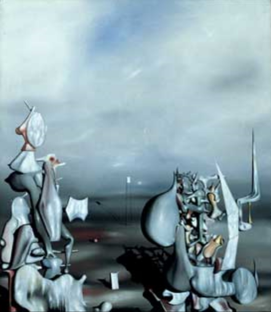 Yves Tanguy. L'univers surrealista