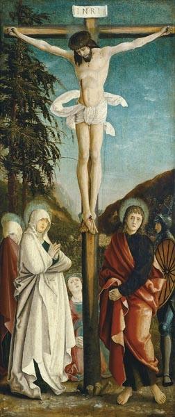 Anònim - Calvari - Cap a 1520