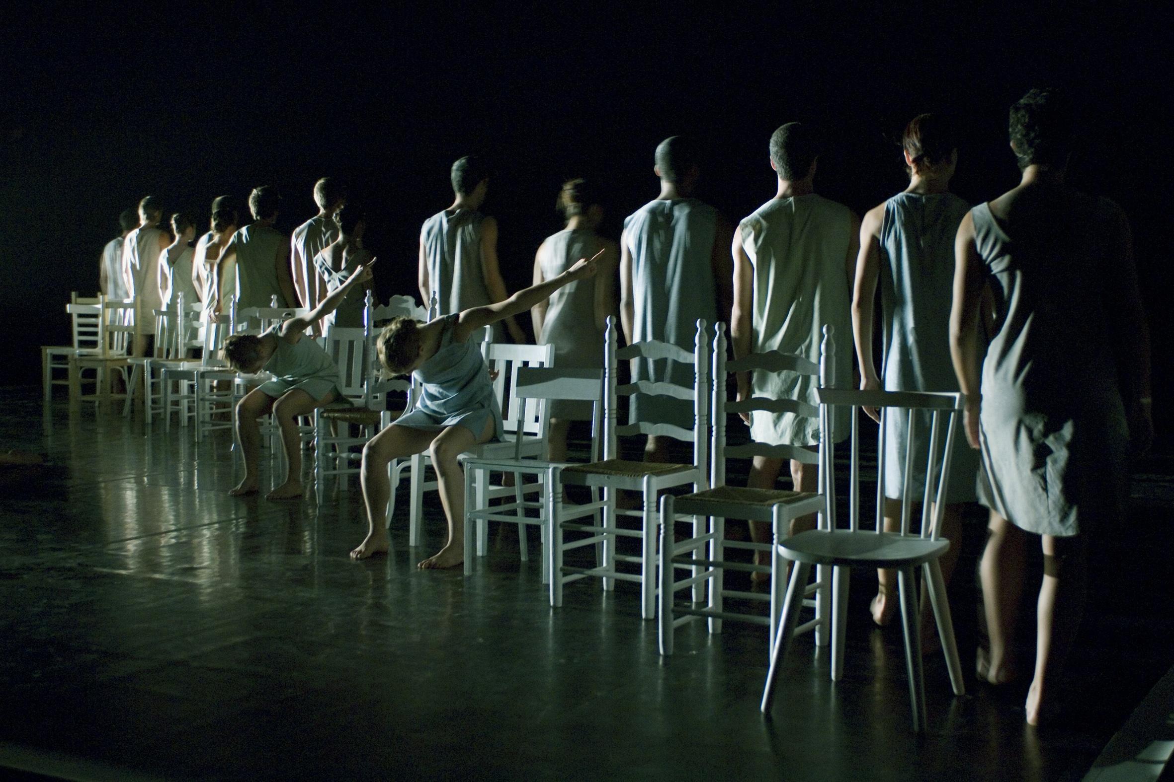 companyia IT Dansa de l'Institut del Teatre