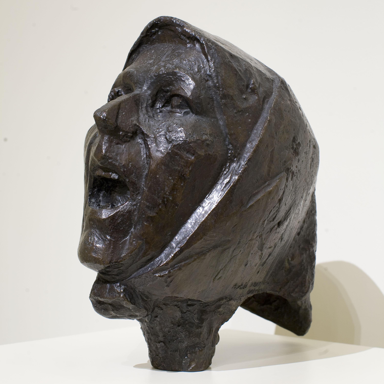 Museu Nacional d'Art de Catalunya | Cap de Montserrat cridant