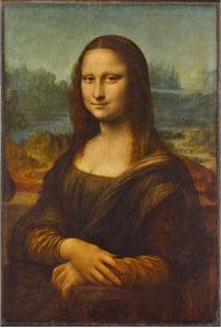 Leonardo da Vinci, La Gioconda - Musée du Louvre, Paris