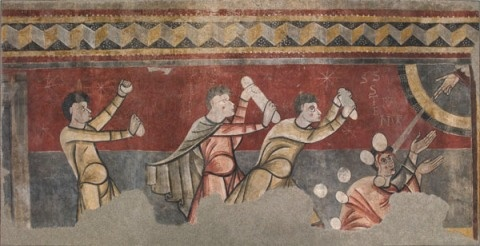 Lapidació de sant Esteve