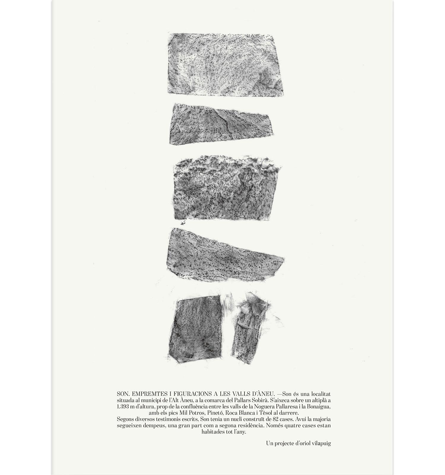 Coberta del llibre-catàleg de la intervenció d'oriol vilapuig al Museu Nacional