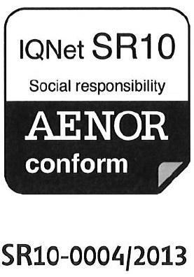 iQNetSR10 AENOR