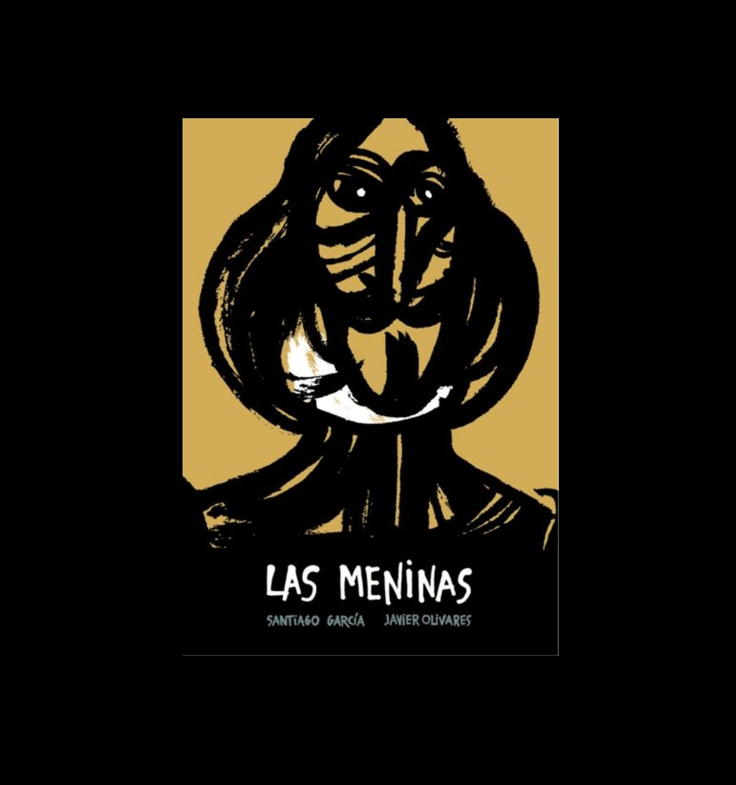 "Portada del còmic ""Las Meninas"", de Javier Olivares i Santiago García"