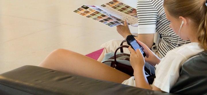 Connecta't a les xarxes socials
