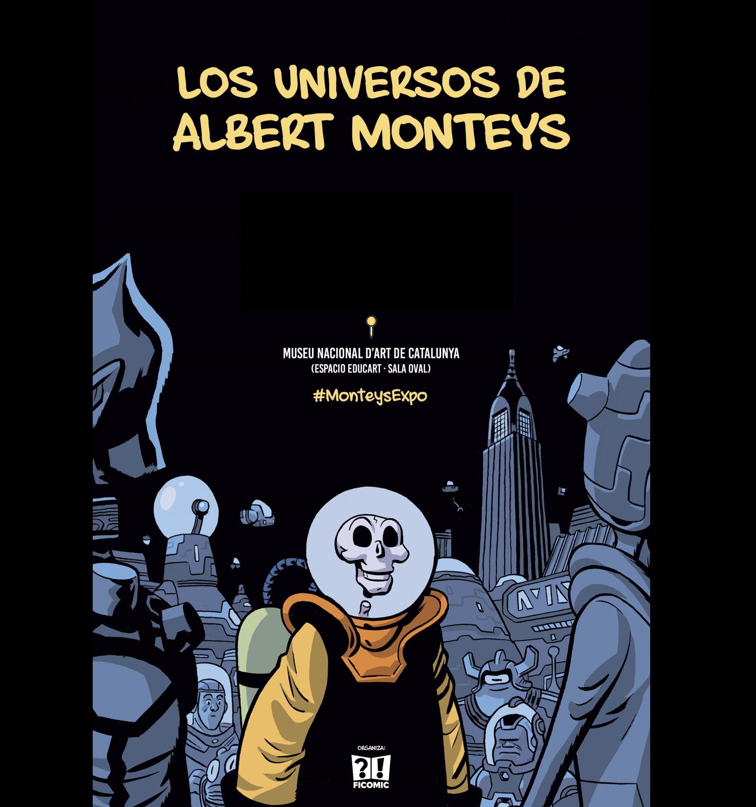 Los universos de Albert Monteys