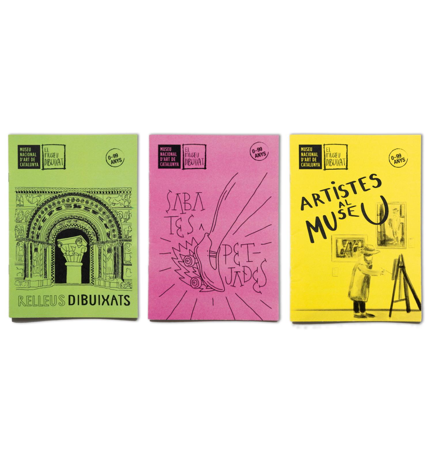 El museu dibuixat | activitat de dibuix