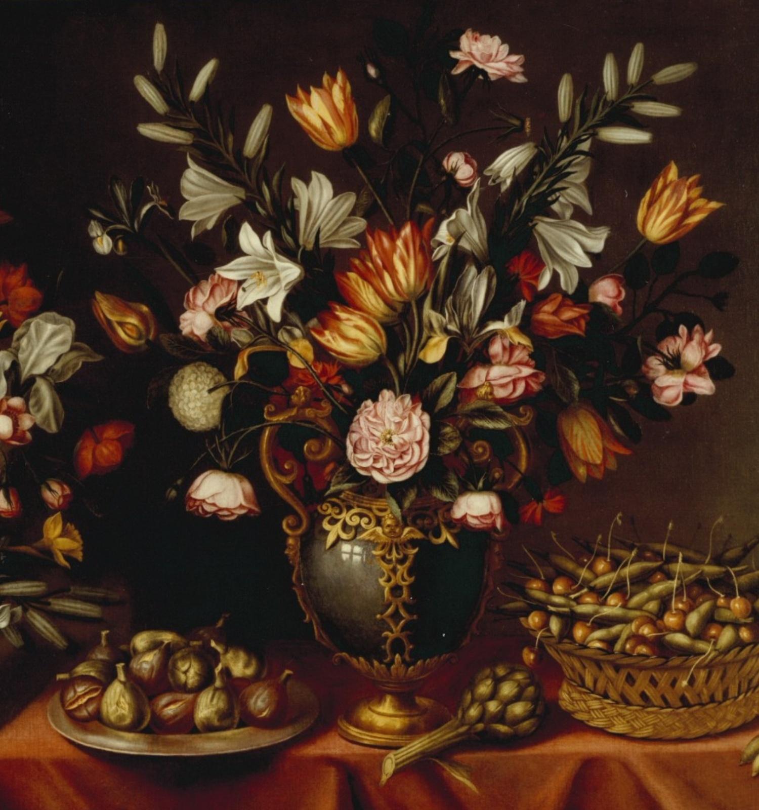 Antonio Ponce, El mes de mayo, c. 1635-1640