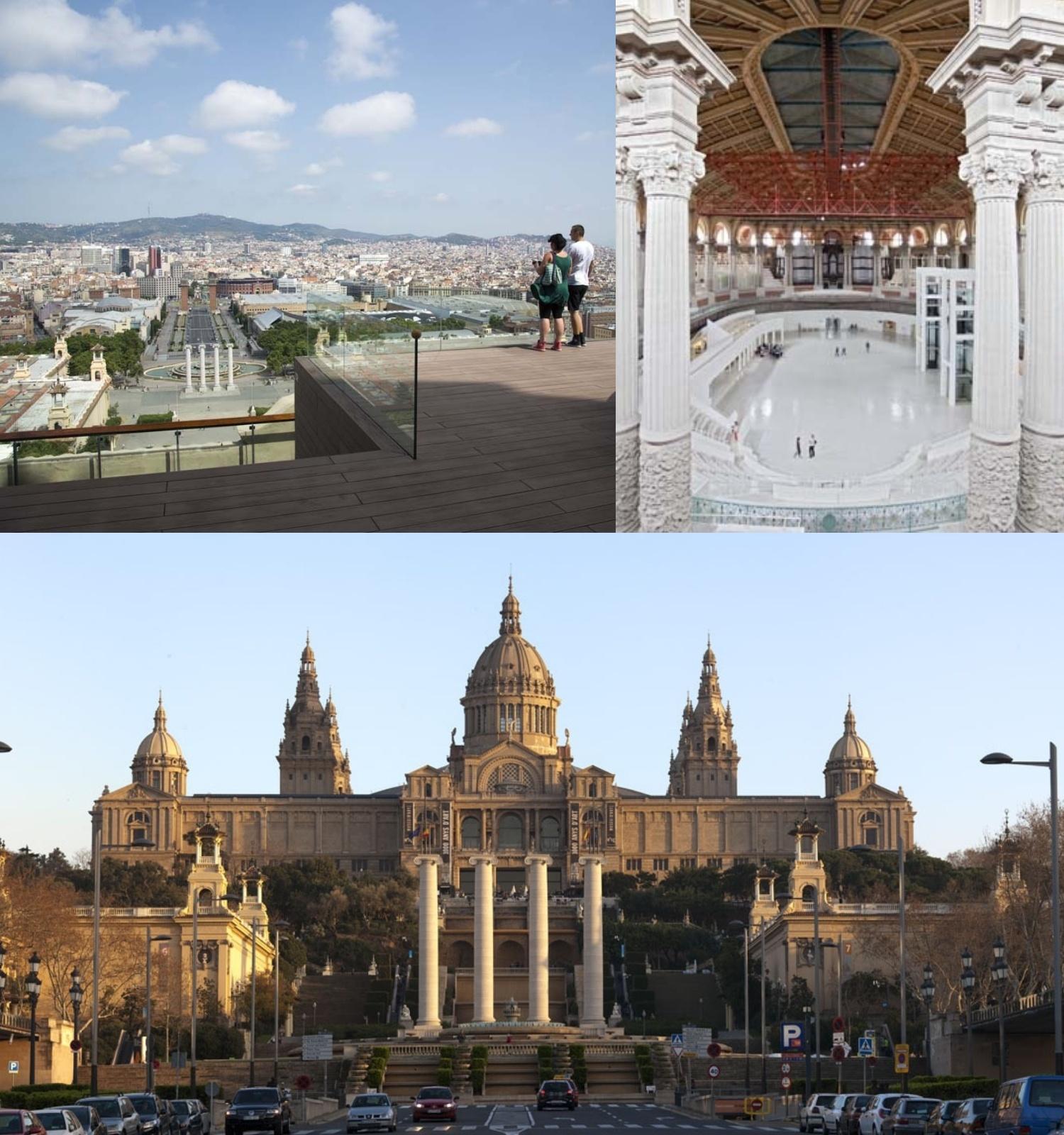 Museu Nacional d'Art de Catalunya | 48 h Open House