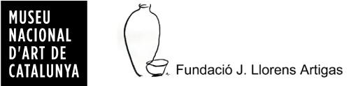 logos museu nacional i Fundació J. LLorens Artigas