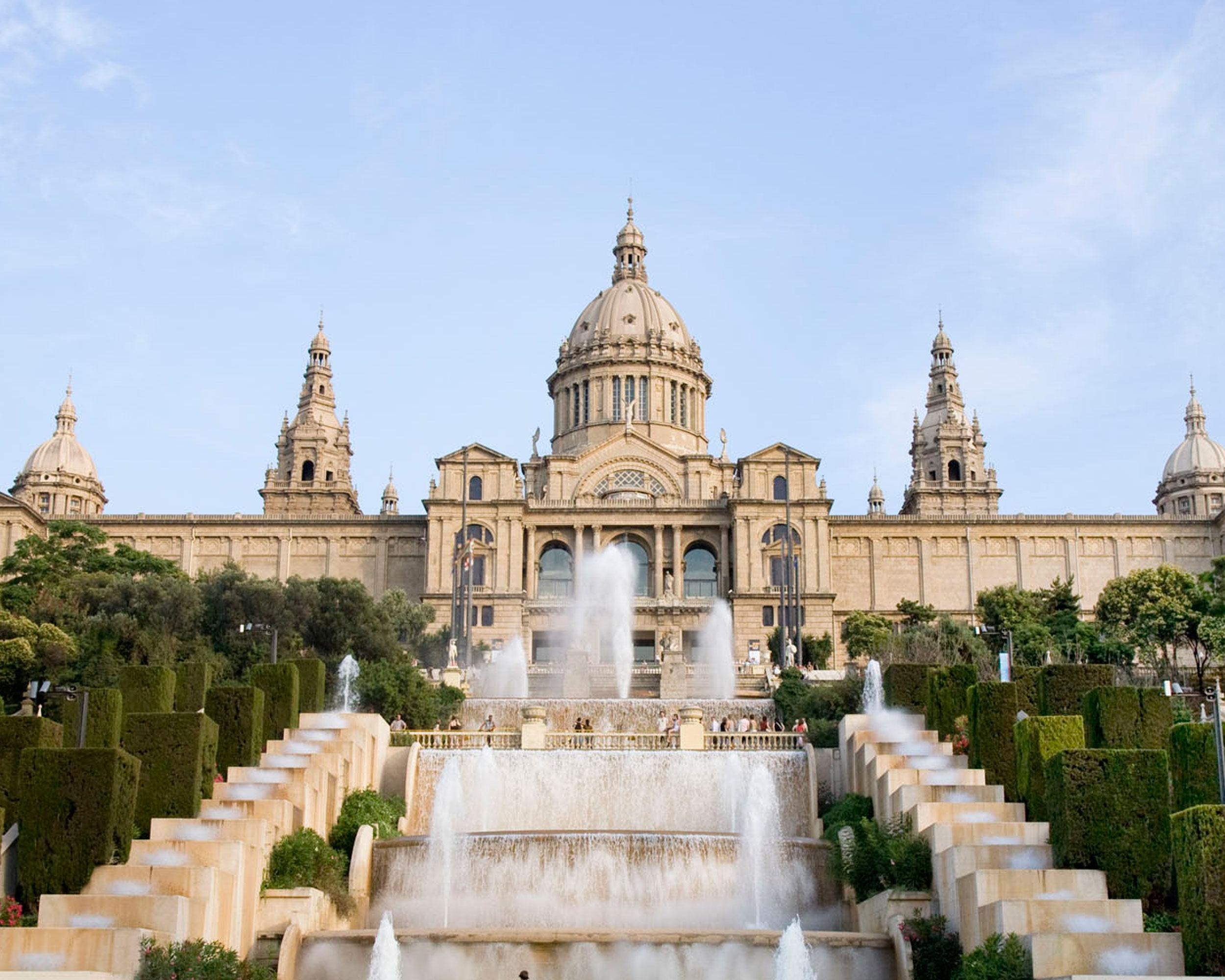 Museu Nacional d'Art de Catalunya  Visit the Museu Nacional